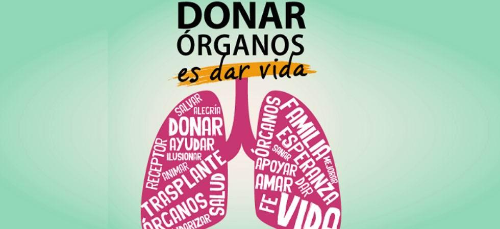Donación de órganos, una práctica de amor a la vida