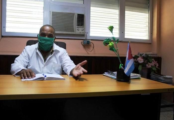 Teniente Coronel, Doctor Abel Poulot Mendoza