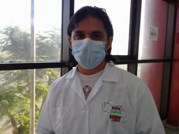 Doctor Adrián de Jesús Cuba Navarro