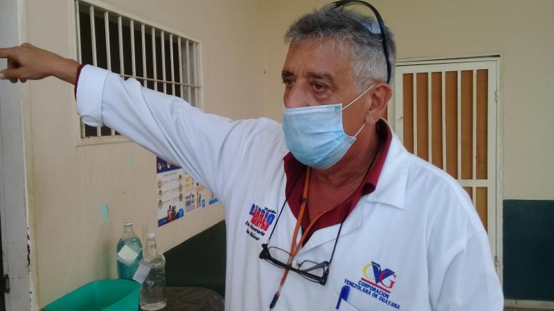 Doctor Alberto Chacón Remón