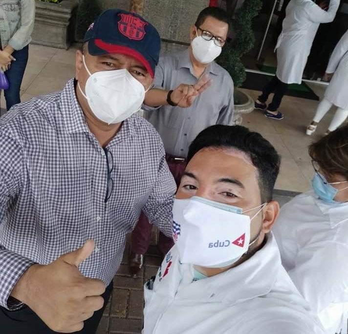 Para toda la vida, el recuerdo de Honduras en el Dr. Antonio La O