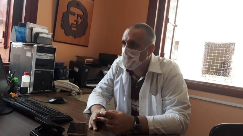 Estudios poblacionales en Plaza de la Revolución: mil pruebas PCR en una semana (+Audio)