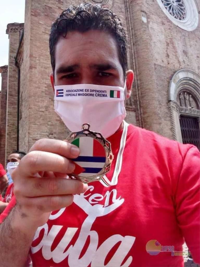 Tres camagüeyanos regresan victoriosos, con el escudo