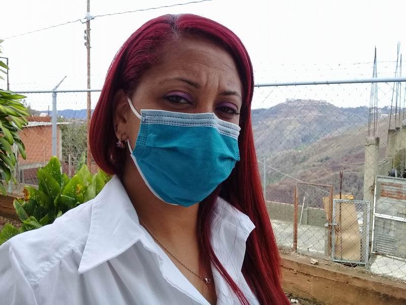Doctora Yaima Tamayo