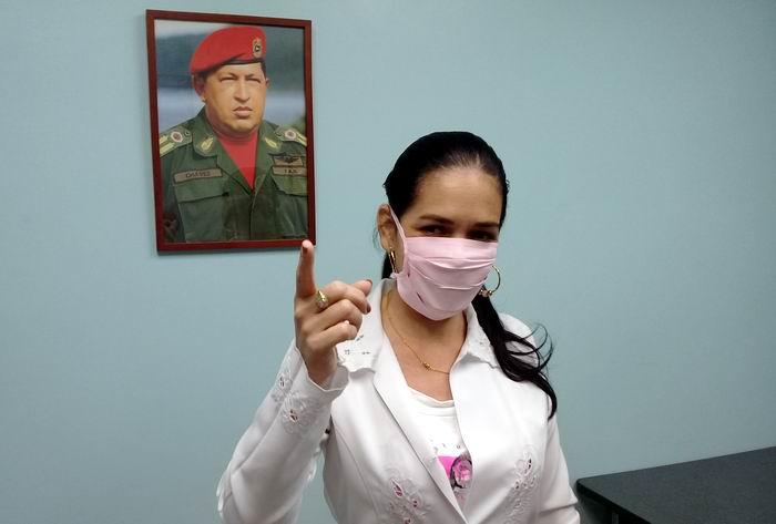 Doctora Yudelkis Requesens Santana