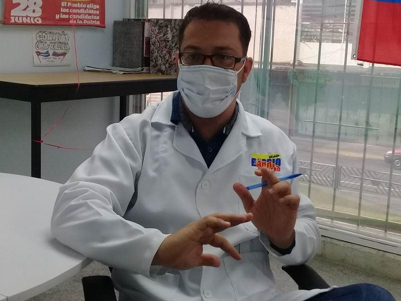 Doctor Eduardo Gómez Bermúdez