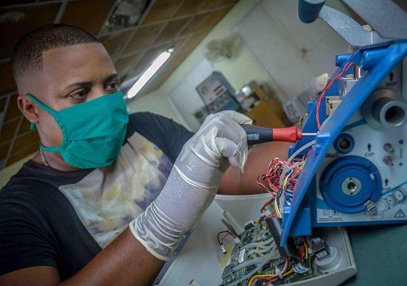 🎧 Electromedicina en tiempos de bloqueo, también por más