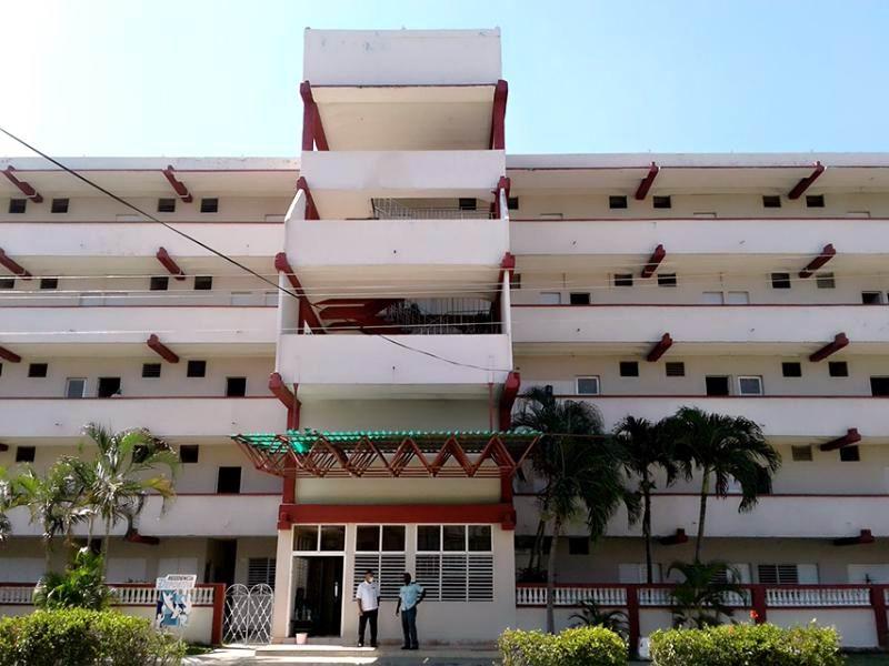 En Audio: Activo Hotel Deportivo de Cienfuegos como Centro de Aislamiento por la COVID-19