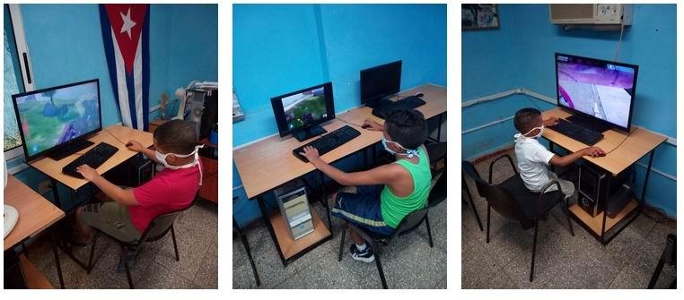 Atractivas actividades veraniegas en los Joven Club de computación de Ciego de Ávila