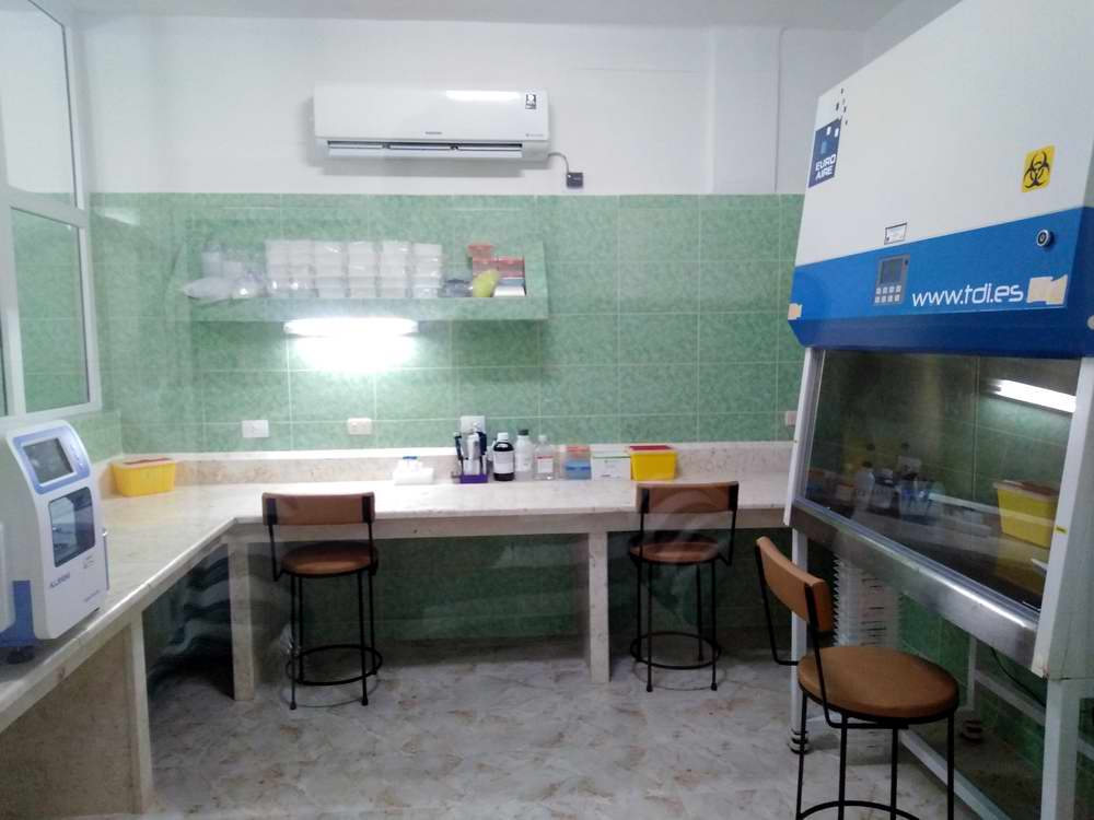 Molecular biology laboratory inaugurated in Matanzas