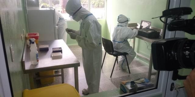 Inauguran en Artemisa laboratorio de biología molecular