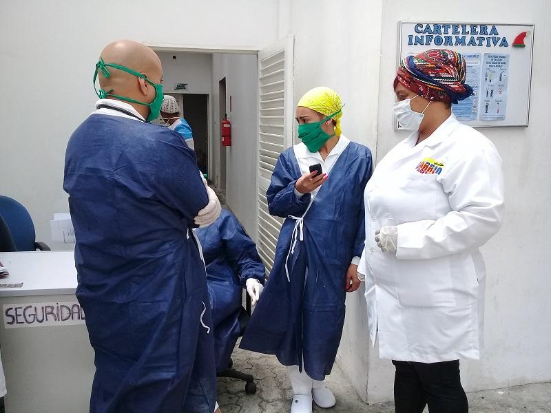 Contribuyen con la vida médicos de Cuba en Venezuela (Audio+Video)