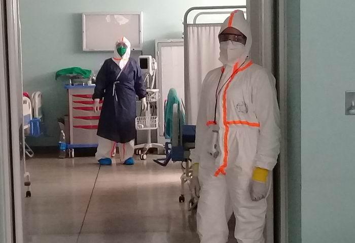 Desde Venezuela, médicos cubanos frente a la Covid-19 (+Audio)