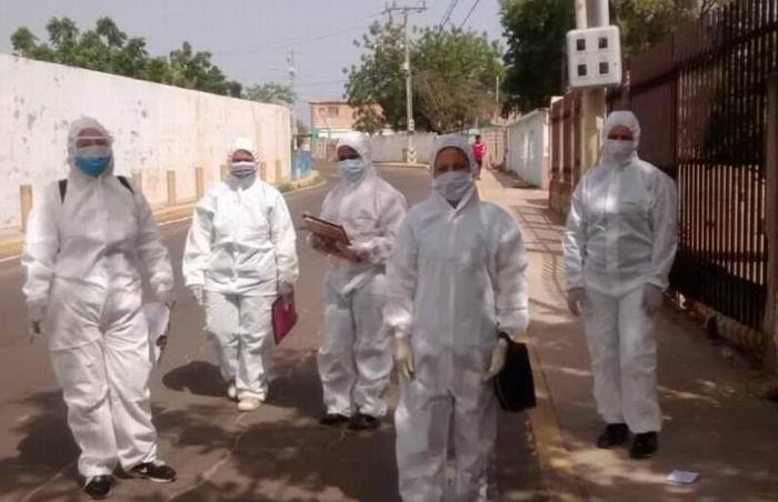 Más de 50 médicos de Cuba protegen al pueblo en el estado venezolano de Apure