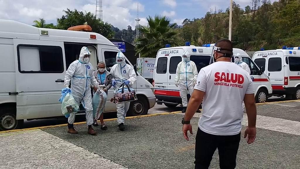 En Audio: Activos médicos cubanos en Caracas