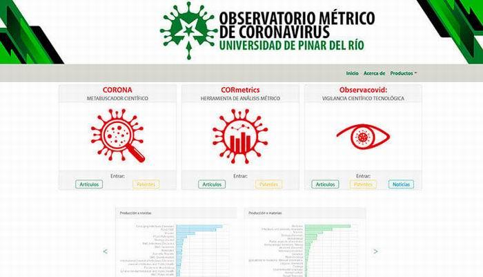 En Universidad de Pinar del Río, Observatorio Científico para enfrentar la Covid-19 (+Audio)