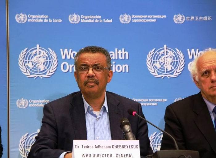 Sesiona asamblea anual de la Organización Mundial de la Salud