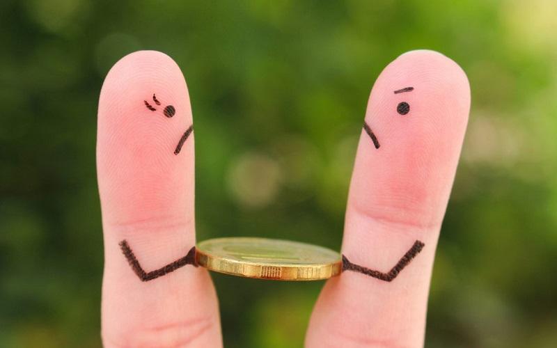 ¿Qué debes hacer para no estresarte por problemas de dinero?