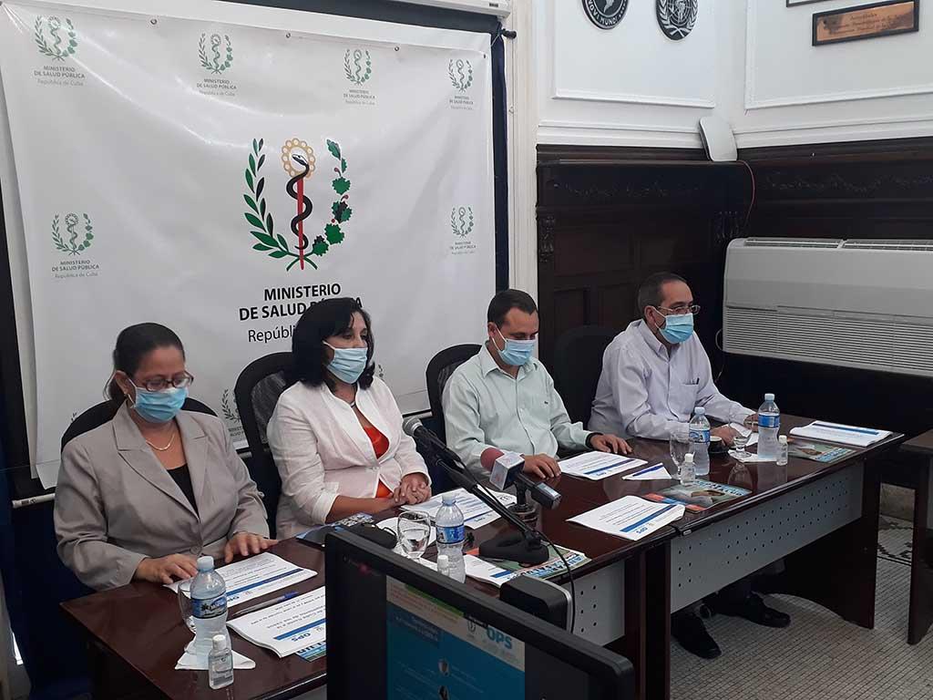 Exponen protocolo cubano frente a la COVID-19