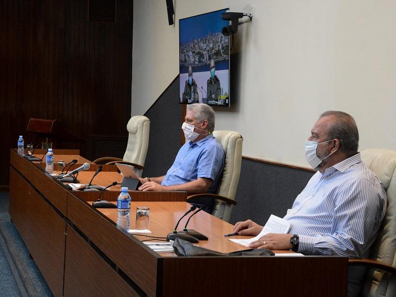 🎧 Cuba con balance favorable de altas médicas con respecto a ingresos de casos positivos a la COVID-19