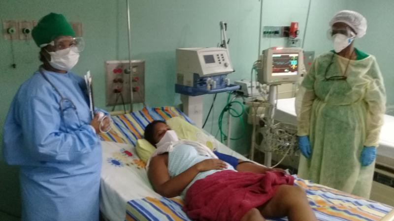 Nuevas salas hospitalarias en Venezuela garantizan enfrentamiento a la Covid-19