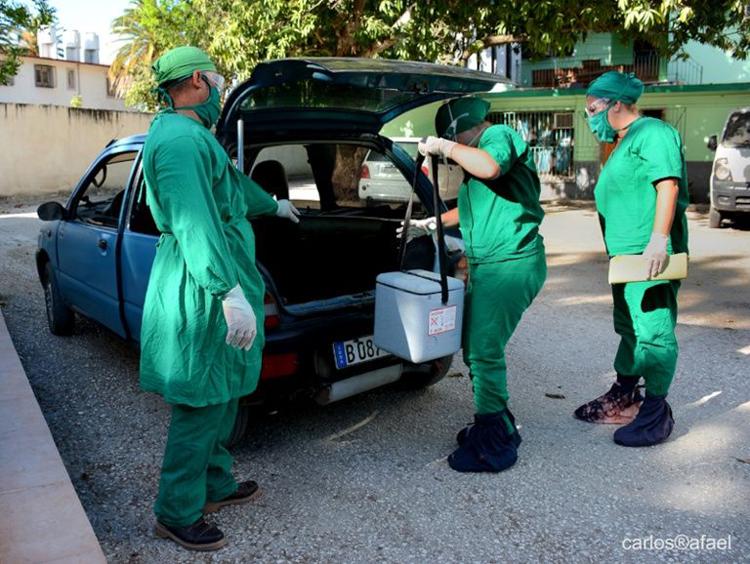 En Holguín: Vigilia permanente frente a la Covid 19