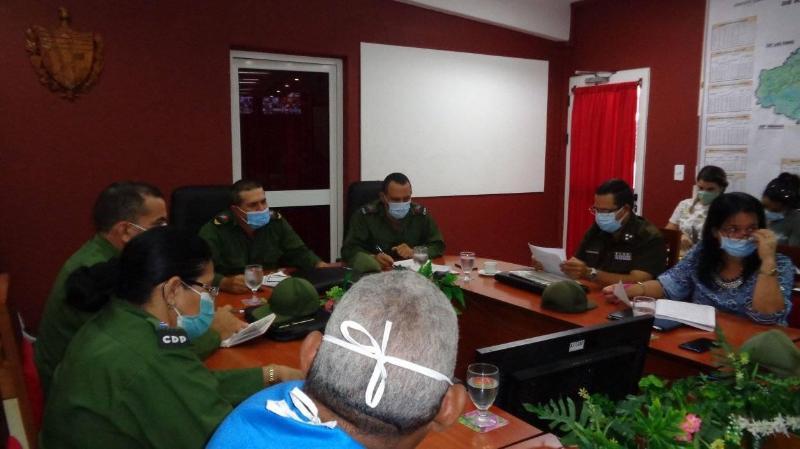 En Holguín: Vigilia permanente frente a la Covid 19 (+Audio)