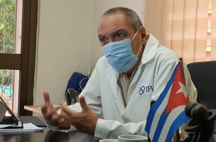 Soberana 2: nuevo candidato vacunal de Cuba contra la COVID-19
