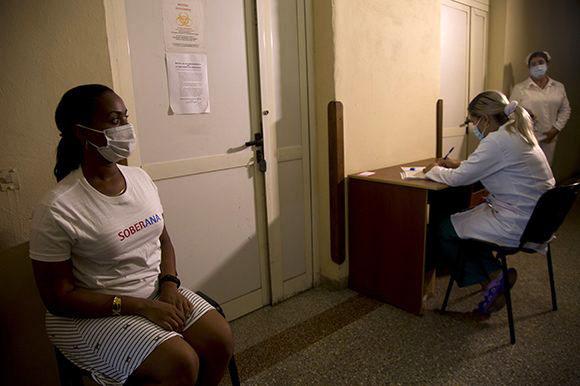 Disciplina, la única vacuna mientras llega Soberana