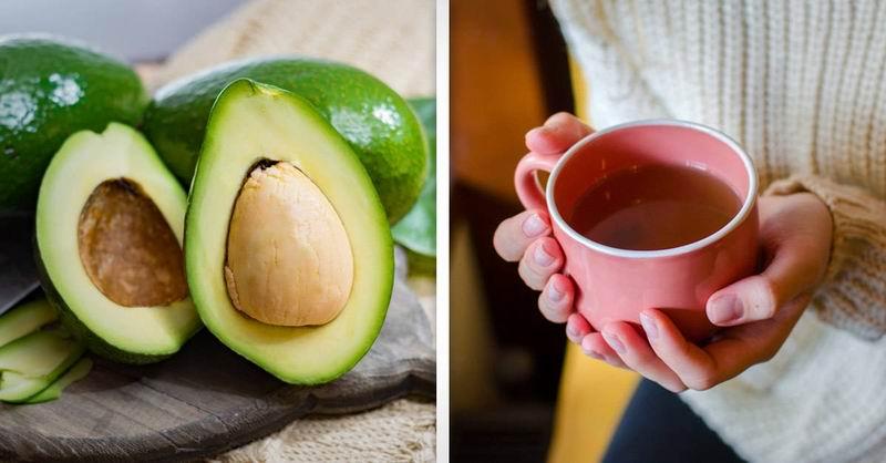 Un té muy nutritivo con la semilla de aguacate