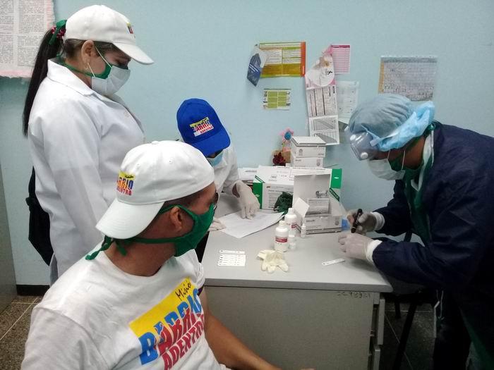 En Audio: Intensifican detección de coronavirus en Caracas