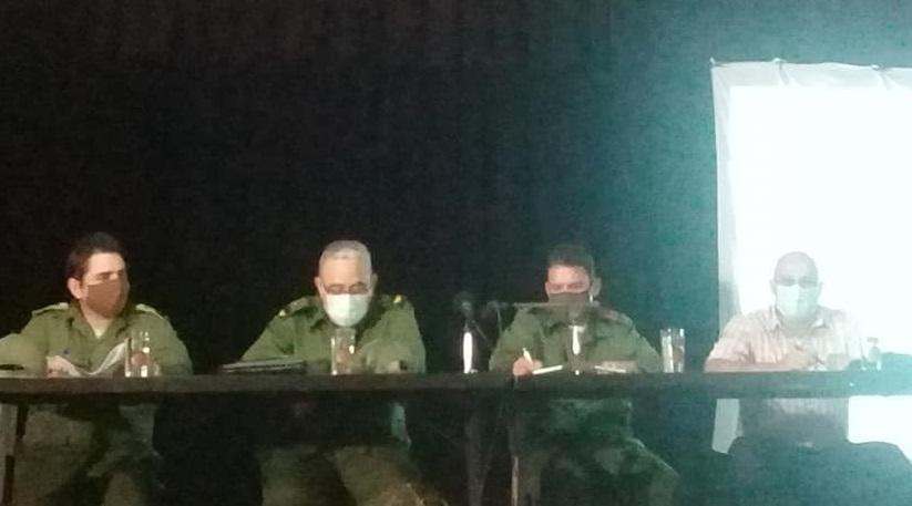 Analizan situación epidemiológica en el municipio La Lisa (+Audio)
