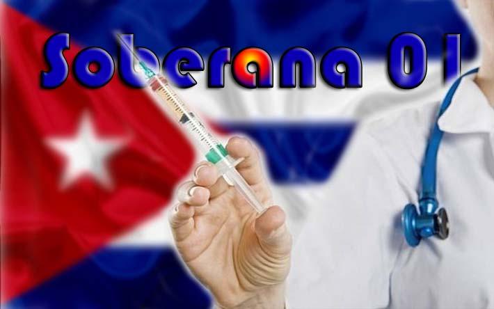 Segundo grupo de voluntarios se suman al proceso de validación de Soberana-01