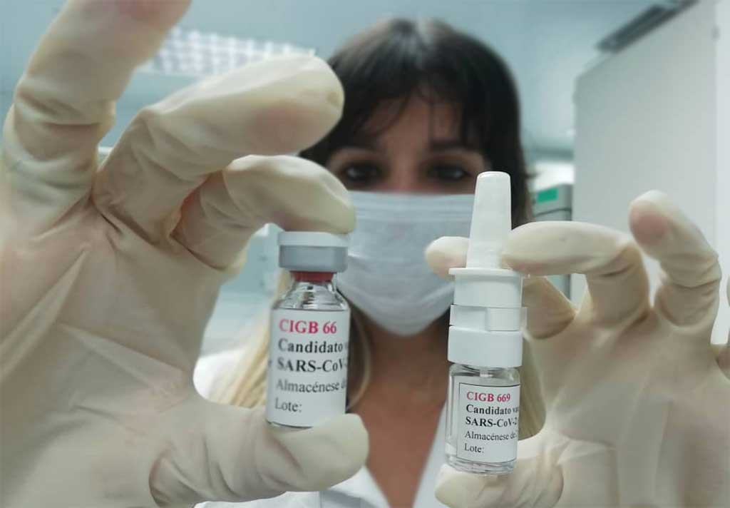 Autorizan ensayos clínicos de dos nuevos candidatos vacunales cubanos anti-COVID-19