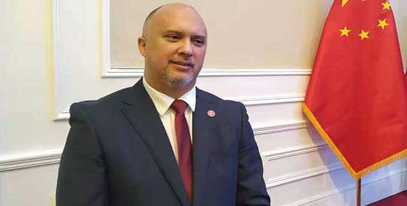 Cuban ambassador to China denounces attempt by Facebook to mute voices from the island