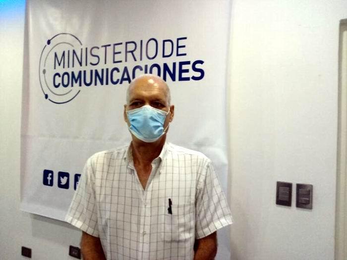 Guillermo Sarmiento del MTSS