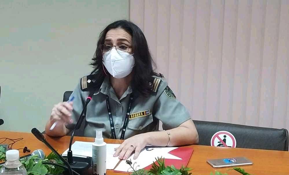 Gemma Andux Collazo, Directora General de Organización y Sistemas.