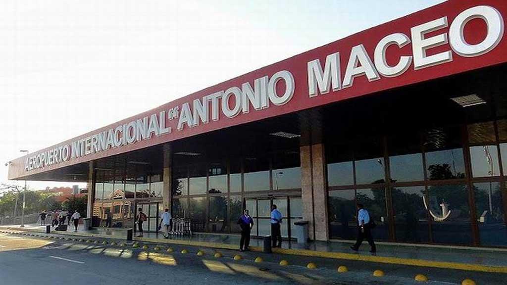Reanuda sus operaciones aeropuerto internacional de Santiago de Cuba