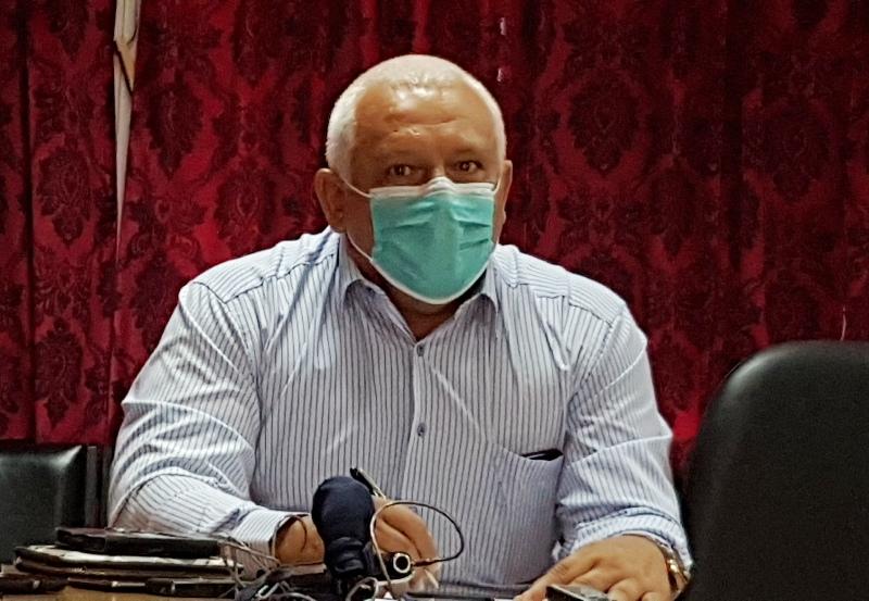 Vicerector General, Albio Pacheco Mejías