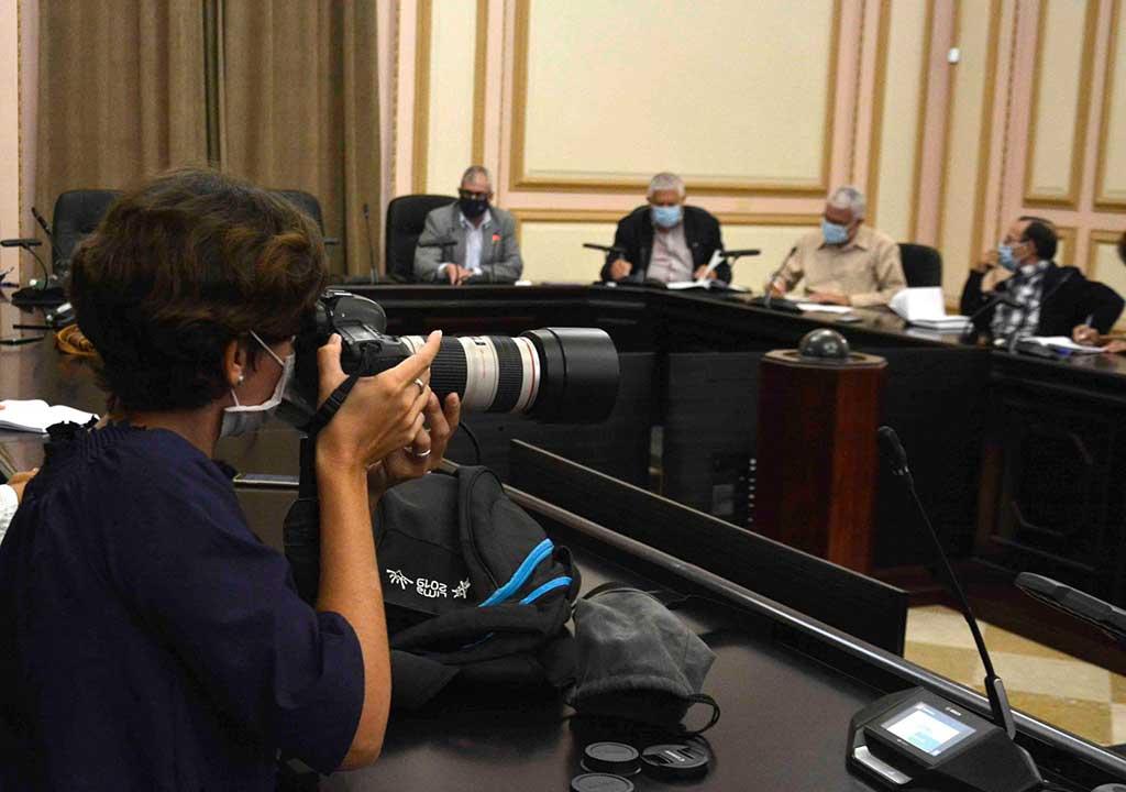 Amplia agenda parlamentaria cumplirán los diputados cubanos