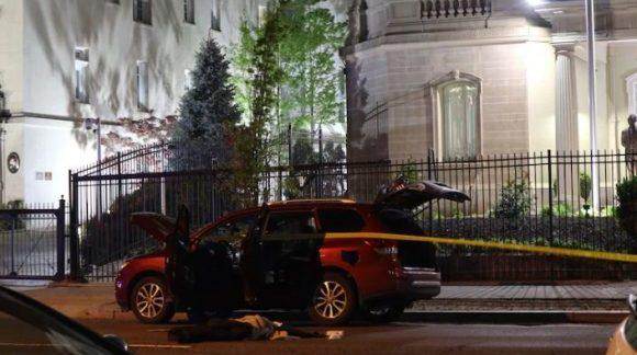 Cuban embassy in USA was object of an armed aggression today
