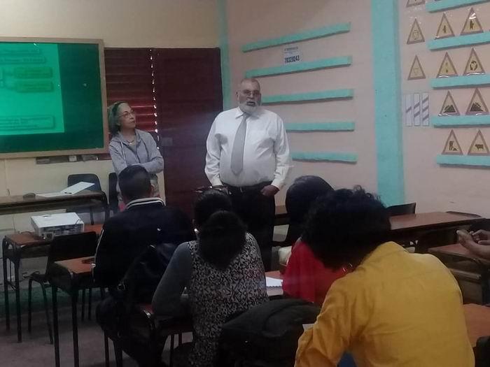 Inauguran Aula de Educación Vial en Centro de la Enseñanza Superior