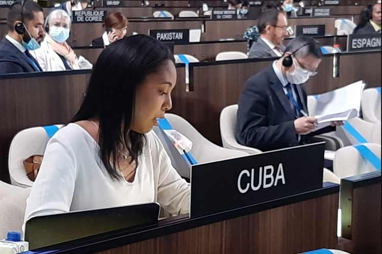 Cuba promotes cooperation to counteract climate change