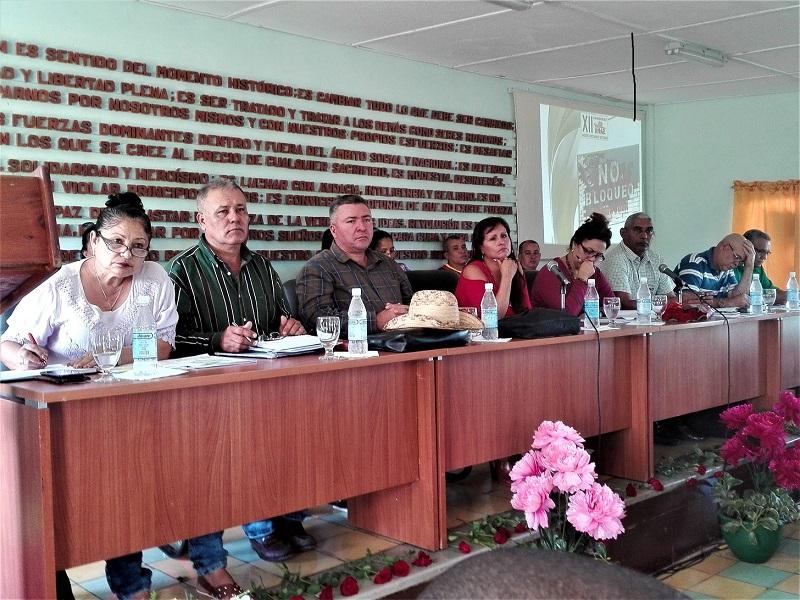 En Audio: Los campesinos de Mayarí celebran su Congreso