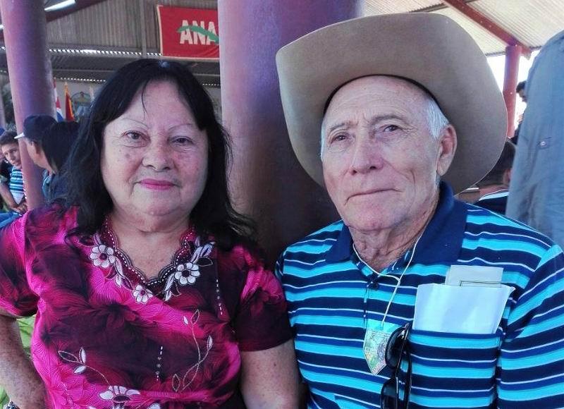En Audio: Betico y María Edelma, amor para más de una vida