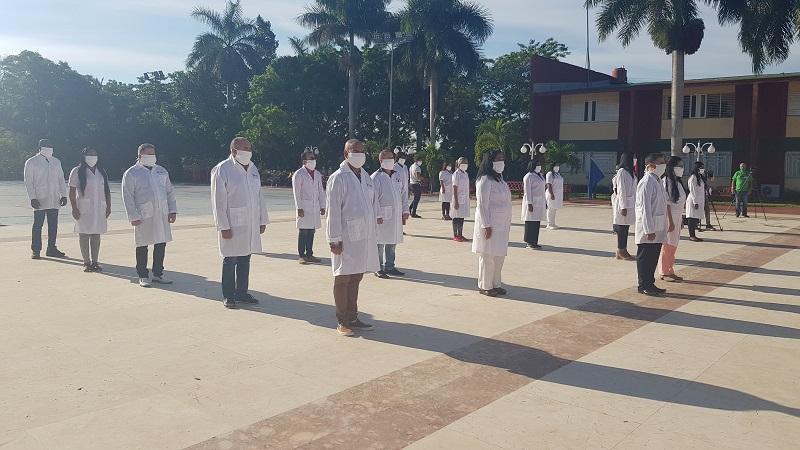Extiende Cuba su colaboración médica ante la Covid-19