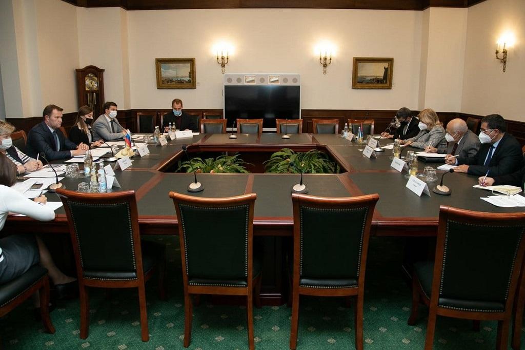 Concluye viceprimer ministro cubano visita de trabajo a Rusia