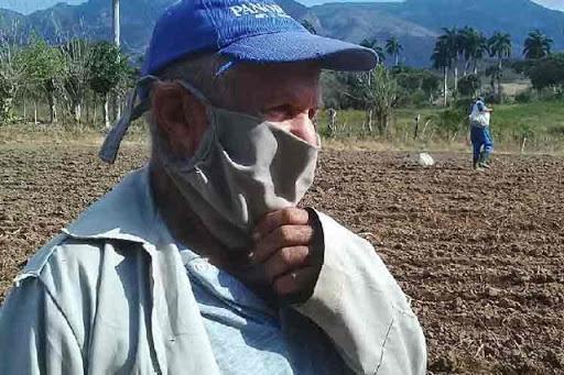 Fortalecen Campesinos del occidente del país labores productivas frente a Covid-19