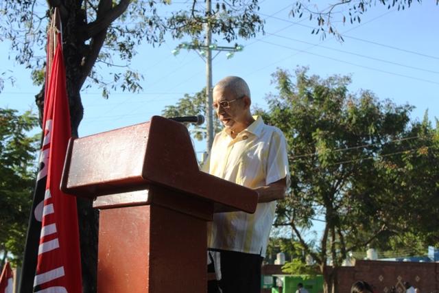 Conmemoran en Santiago de Cuba partida de la caravana de la libertad