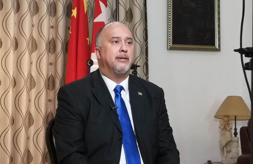 Inician China y Cuba semana de festejos por los 60 años de relaciones diplomáticas